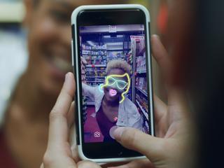 Snapchat biedt vanaf 7 euro zelfgemaakte geofilters