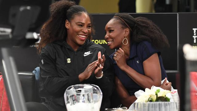 Moederschap motiveert Serena Williams richting rentree op WTA-tour