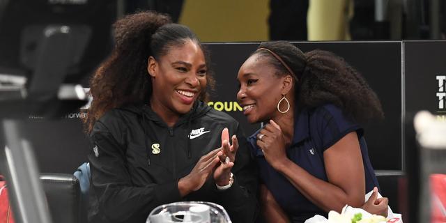 Moederschap motiveert Serena Williams richting rentree op WTA-tour