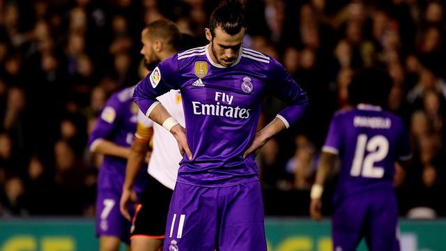 Real Madrid lijdt bij Valencia tweede competitienederlaag dit seizoen