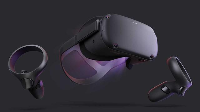 Oculus presenteert nieuwe zelfstandige virtualrealitybril met controllers