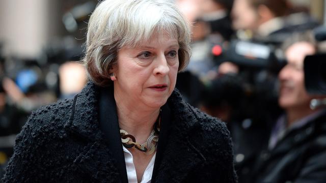Britse premierskandidaat May wil standpunten regering duidelijk voor Brexit