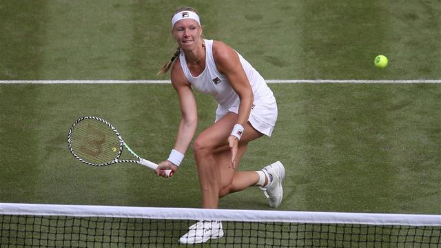 Reacties na moeizame zege Bertens in tweede ronde Wimbledon