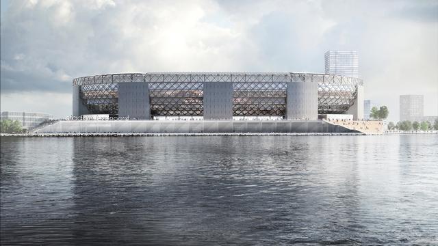 Feyenoord stelt mogelijke verhuizing naar nieuw stadion met een jaar uit