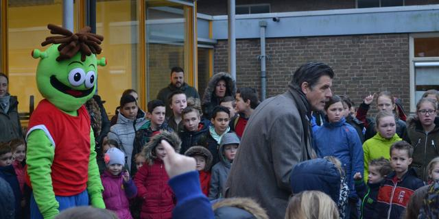 Sjors Sportief brengt bezoek aan 't Merijntje