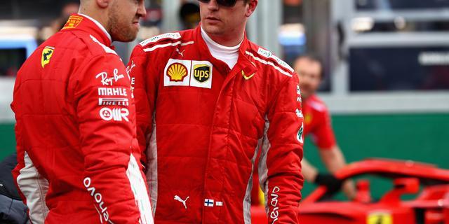 Vettel denkt dat Ferrari gat naar Hamilton in race kan dichten