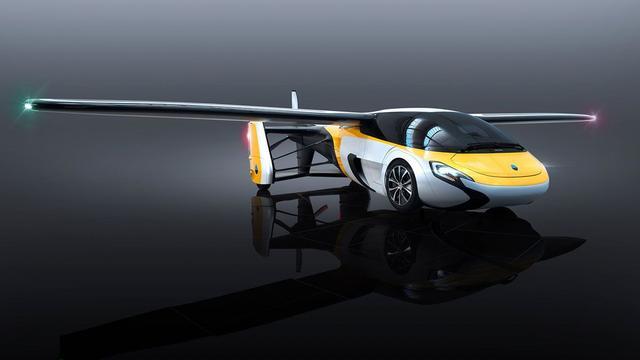 AeroMobil presenteert vliegende auto