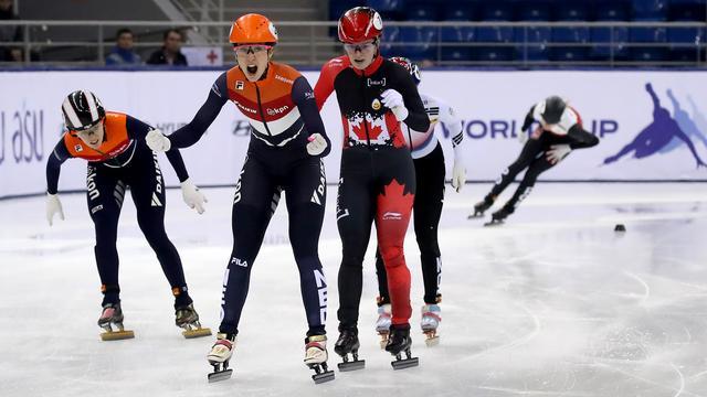 Schulting ook bij World Cup Almaty snelste op 1.000 meter, zilver voor Knegt