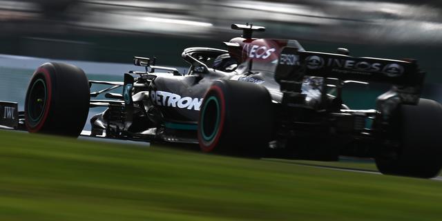 Analyse: Hoge topsnelheid van Mercedes komt niet alleen door de motor