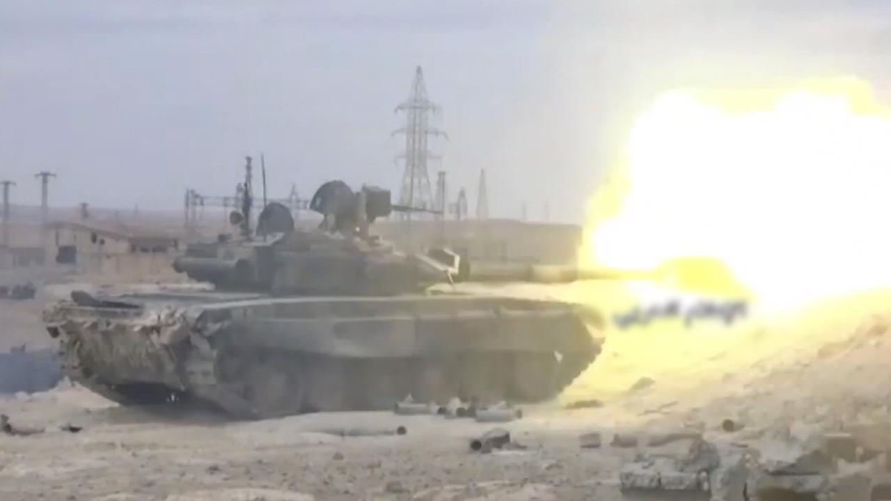 Syrische troepen heroveren Deir al-Zor op Islamitische Staat