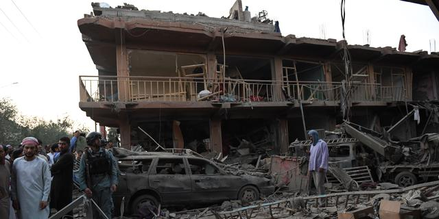 Zeker vijftien doden bij aanslag in Kabul