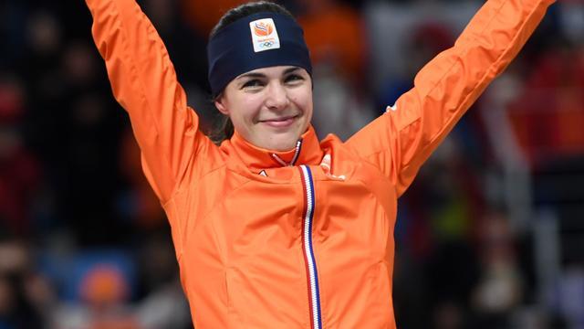 Anesi vindt brons echtgenote Leenstra mooier dan eigen olympische titel