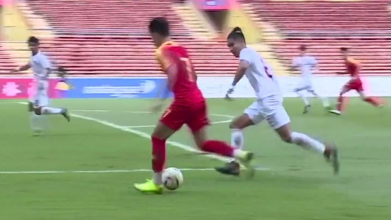 Chinees team van Hiddink wint met 8-0 van Filipijnen