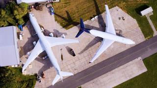 Nederlands bedrijf ontmantelt vliegtuigen van Boeing en Airbus