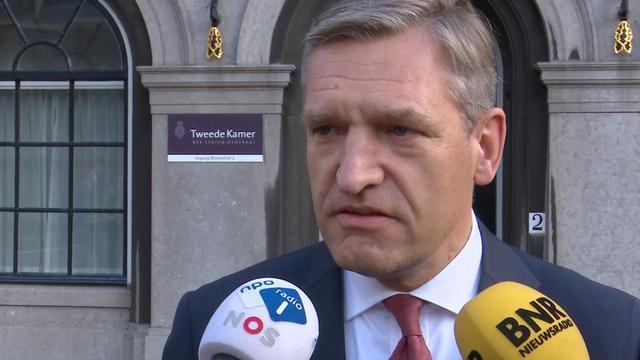 Buma: 'Alle vier de partijen willen dat verhoging eigen risico niet doorgaat'