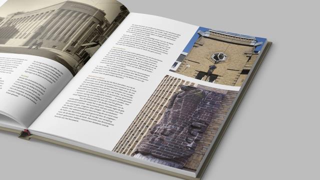 Tweede druk van boek Vergeten Gebouwen van Arjan den Boer nu verkrijgbaar