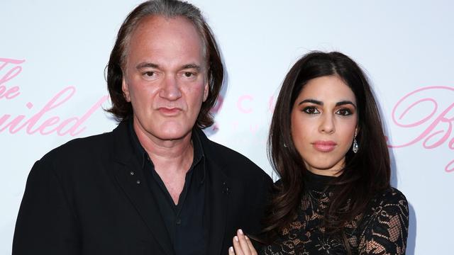 'Quentin Tarantino trouwt woensdag met Israëlische vriendin'