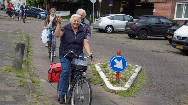 Geslaagde Roosendaalse Fietsvierdaagse