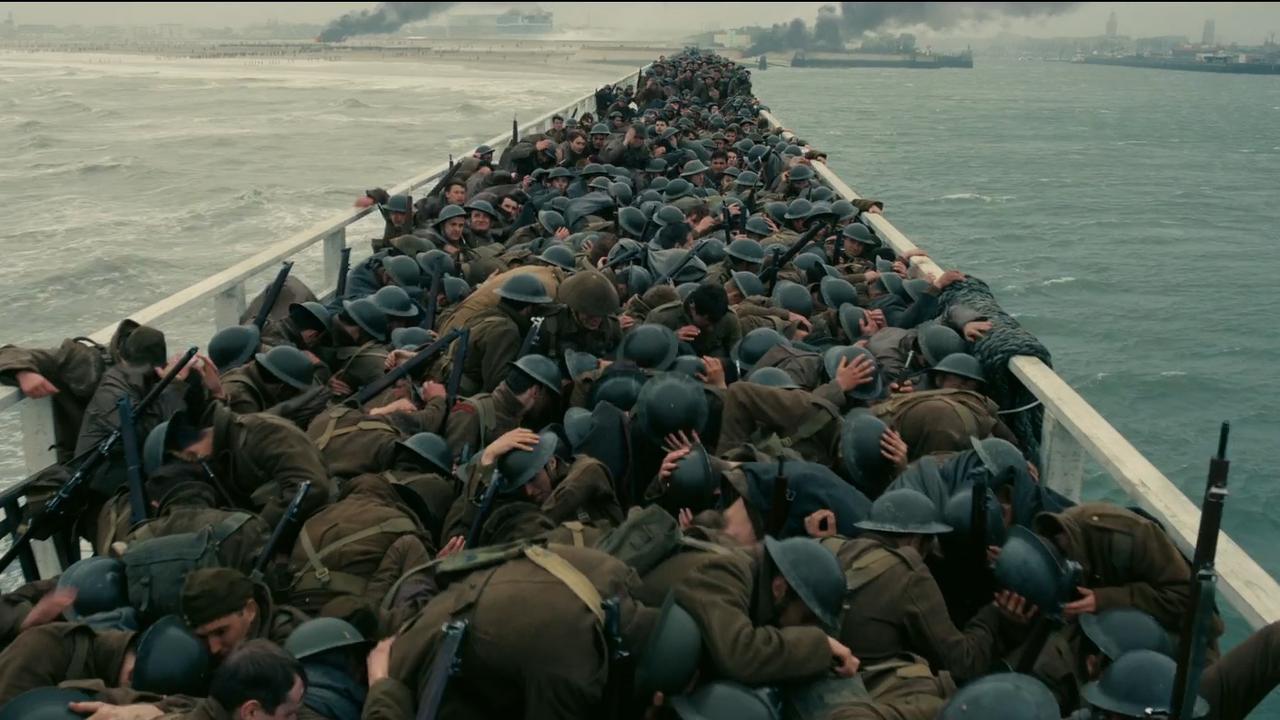 Bekijk de trailer van Christopher Nolan's nieuwe film 'Dunkirk'