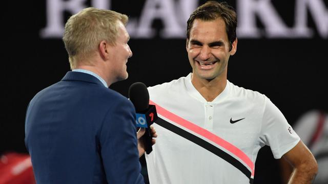 Federer gaat in finale tegen Cilic voor derde 'perfecte' Grand Slam
