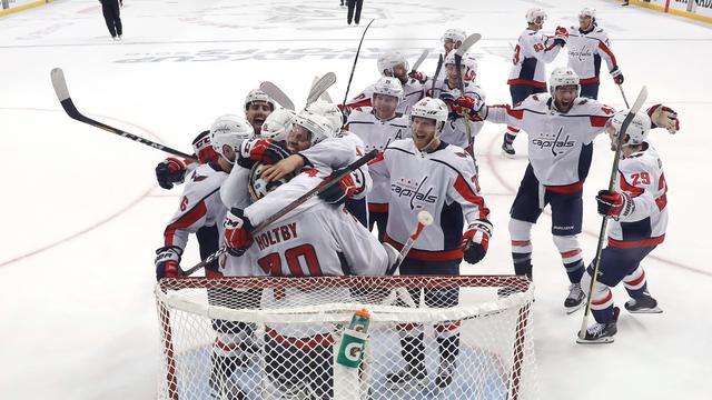 Washington Capitals voor het eerst in twintig jaar naar finale NHL