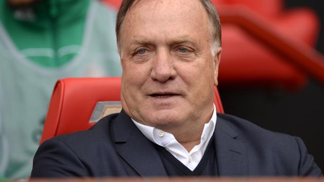 Dick Advocaat aan de slag als assistent-bondscoach bij Oranje