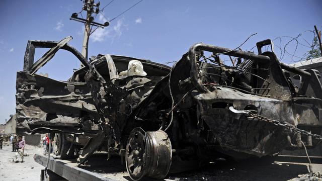 Het nieuws van 17 mei: Doden door aanslag Afghanistan