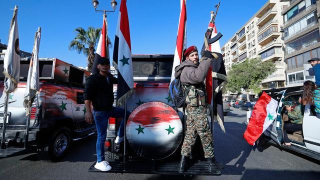 Verenigd Koninkrijk heeft geen plannen om Syrië opnieuw aan te vallen