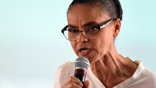 Oud-Senaatslid Marina Silva wil president Brazilië worden