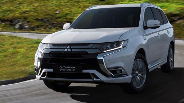 Prijzen opgewaardeerde Mitsubishi Outlander vastgesteld