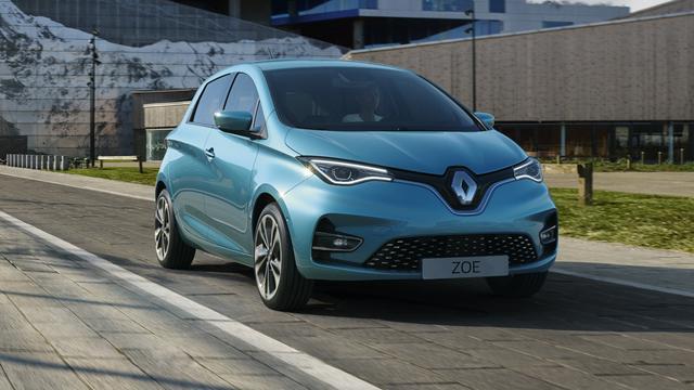 Renault presenteert opvolger van elektrische Zoe