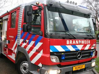 Brand is officieel brand meester