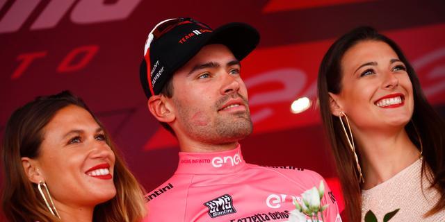 Geïrriteerde Dumoulin hoopt dat Quintana en Nibali podiumplek verliezen