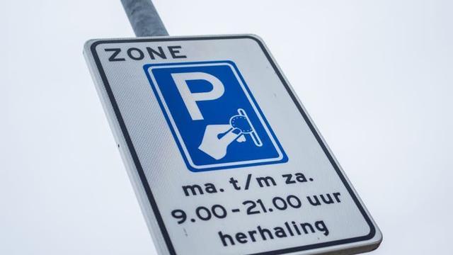 Parkeren in Utrecht wordt volgend jaar 3,45 procent duurder