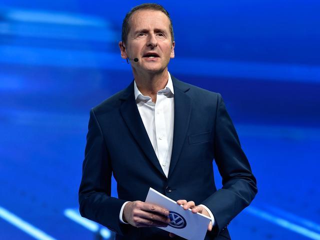 'Topman Volkswagen wist van bestaan sjoemelsoftware dieselauto's'