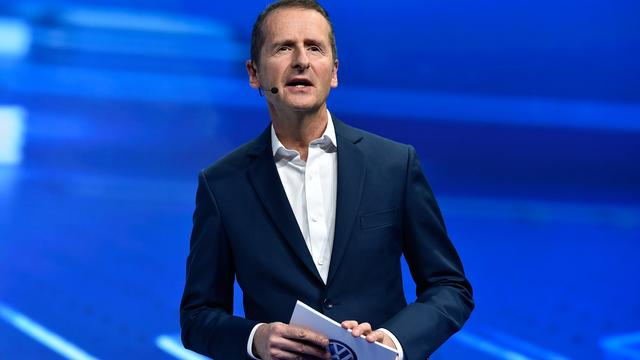 'Volkswagen-CEO noemt rijverbod dieselauto's Duitse steden onnodig'