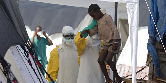 Voor het eerst in vijf jaar weer mensen in Guinee overleden aan ebola