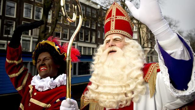 Bram van der Vlugt nog eenmalig als Sinterklaas te zien in speelfilm