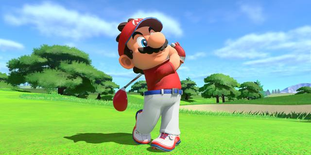 Games van de maand: Mario Golf, Final Fantasy VII en Scarlet Nexus