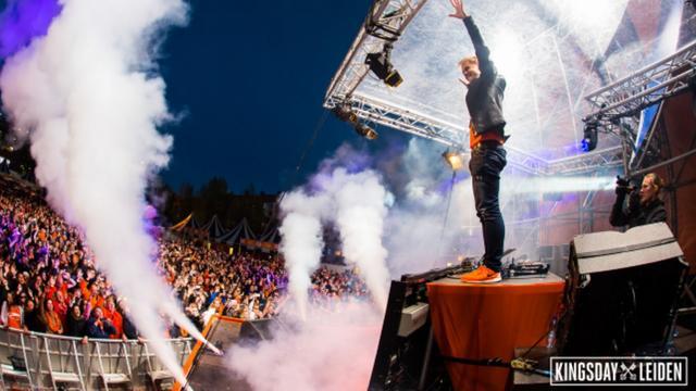 Koningsdag vieren met 'Armin van Buuren presents Kingsday Leiden'