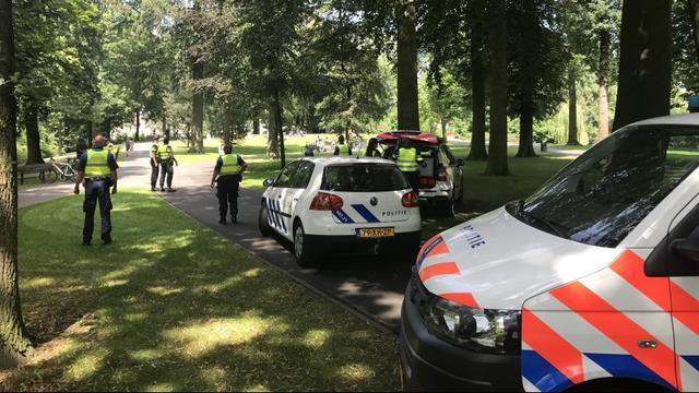 Negen verdachten nog vast na 'opschoonactie' Valkenberg
