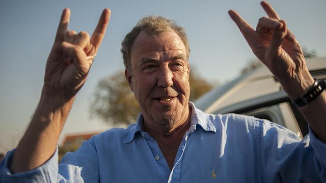 Jeremy Clarkson niet terug naar BBC om pedofielenopmerking