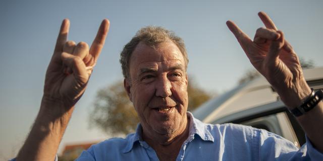 Laatste uitzending Top Gear met Jeremy Clarkson 'in elkaar geflanst'