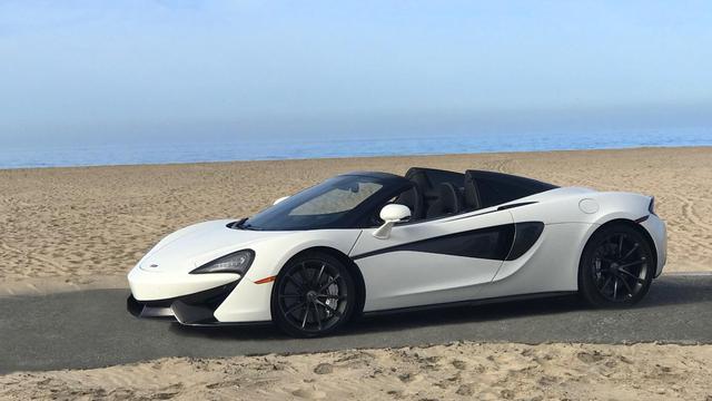 McLaren bereikt Amerikaanse verkoop-mijlpaal