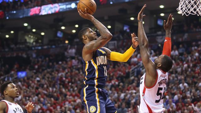 Pacers beginnen play-offs NBA met verrassende zege bij Raptors