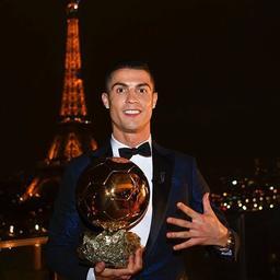 Vriendin 'gelukkig dan ooit' met kersverse vader Cristiano Ronaldo