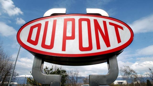 Lagere resultaten voor DuPont
