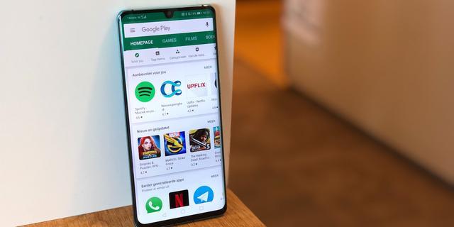 Google beperkt mogelijkheid van Android-apps om andere apps te zien