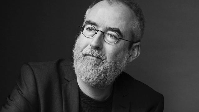Ronald Giphart deed langer over nieuwe roman door 'nieuw personage'