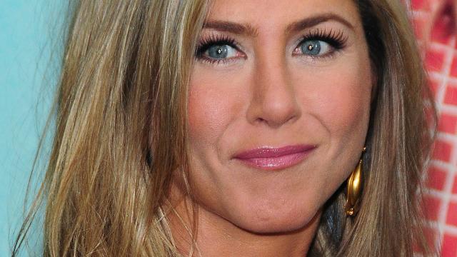Jennifer Aniston heeft eigen trouwfoto's nog niet gezien